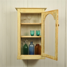 Little Glazed Cabinet