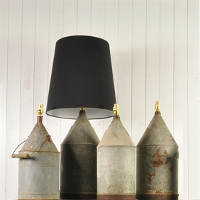Oil Canister Table Lamps