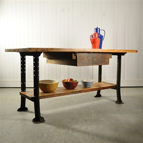 Vintage Wedgwood Factory Table