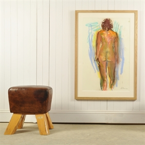Christopher Johnson | Standing Nude