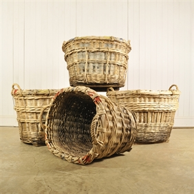 Large grape Harvesting Baskets