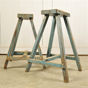 Painters Trestle Stools