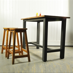 Small Iroko Tables