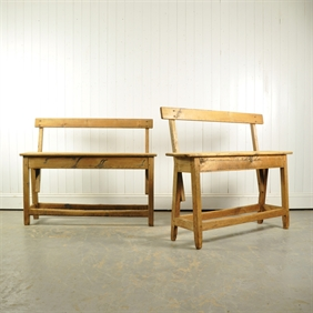 Textile Mill High Benches