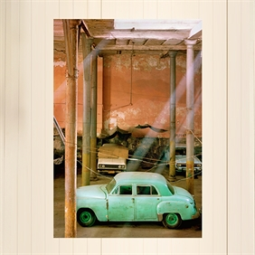 Barry Cawston | Cuban Car