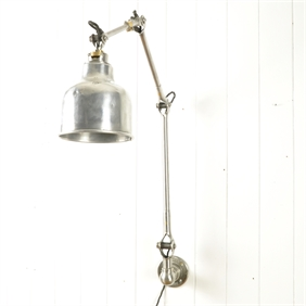 Dugdill Factory Lamp
