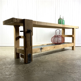 Beech Carpenters Workbench