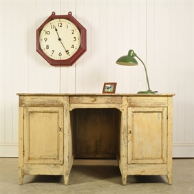 Painted French Desk