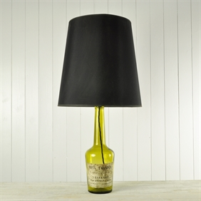 Vievx Calvados Bottle Lamp