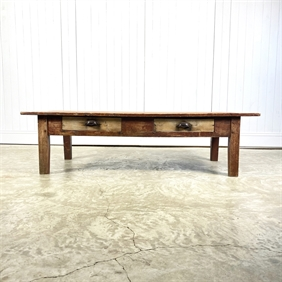 Painted French Coffee Table