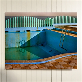 Barry Cawston | Swimming Pool : Havana