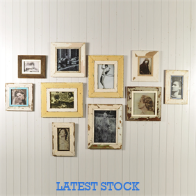 Upcycled Picture Frames ( A )