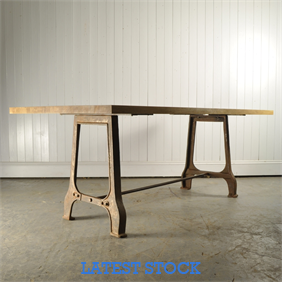 Industrial Dinning Table