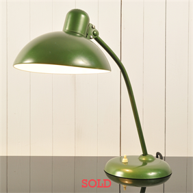 Original - Kaiser Idell Desk Lamp