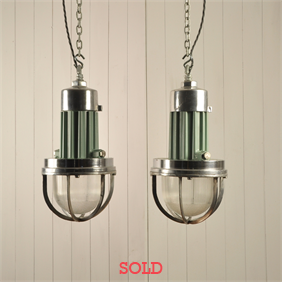 Korean Industrial Pendants