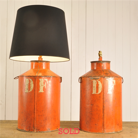 DF Canister Lamps