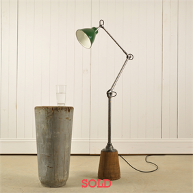 Dugdills Industrial Floor Lamp