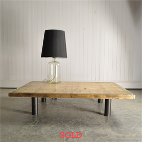 Brick Kiln Shelf / Coffee Tables