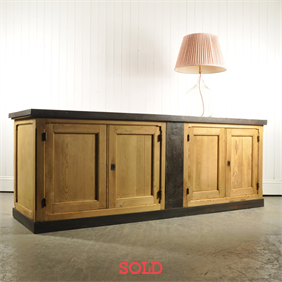Textile Factory Sideboard