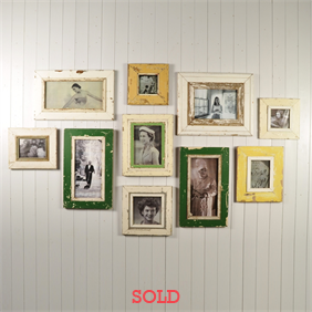 Upcycled Picture Frames ( B )