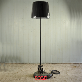 Large Industrial Standard Lamp