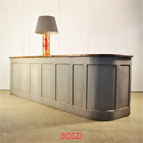 Large Spanish Bar / Counter
