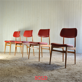 Mid 20 th Century Chairs