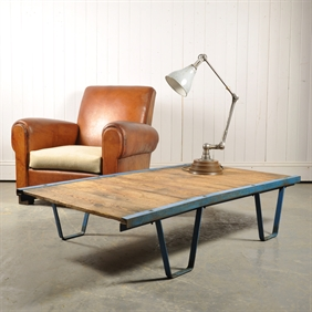 Vintage Factory Coffee Tables