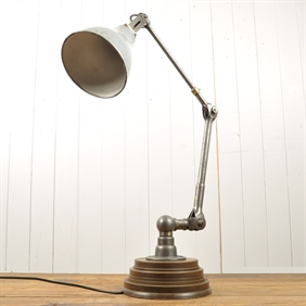 Dugdills Factory Lamp