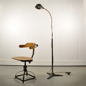 Industrial Standard Lamp