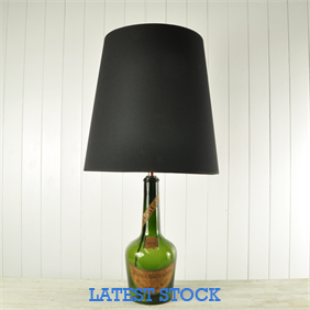Vieux Calvados Bottle Lamp