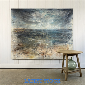 Huge Landscape Painting by Anthony Garrett