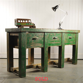 Green Industrial Workbench
