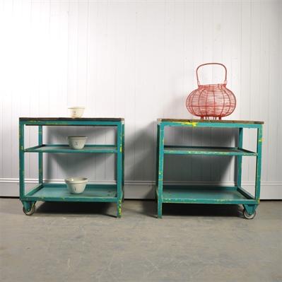 Vintage Factory Furniture 51