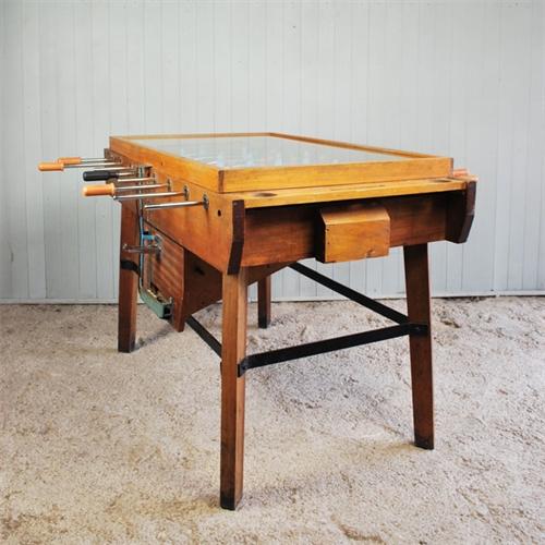English football table retro furniture original house for English football tables