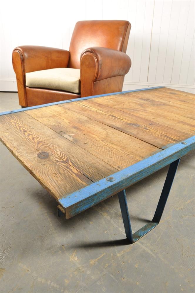 Vintage Factory Furniture 121