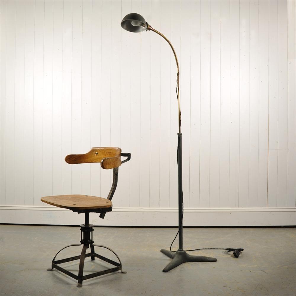 Industrial Standard Lamp